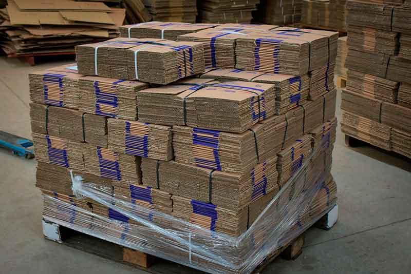Fabrica de caixas de papelão sp
